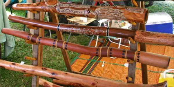 Didgeridoos Markt. Creative Music School.