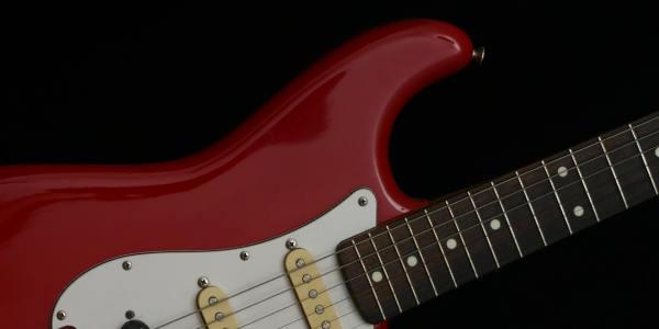 E-Gitarre. Creative Music School.