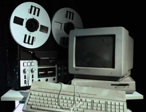Die digitale Steinzeit