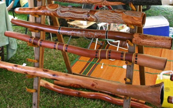 Didgeridoo-Unterricht in Frankfurt an der Creative Music School.