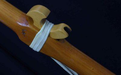 Native American Flute Unterricht in Frankfurt an der Creative Music School.