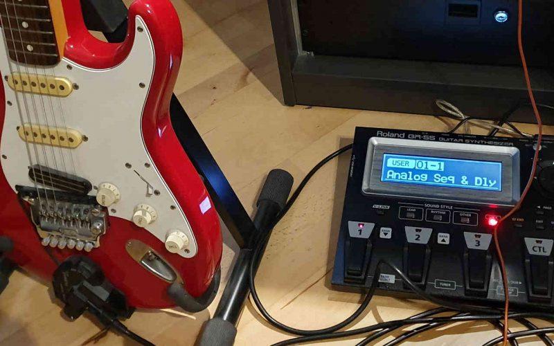 E-Gitarrenunterricht Frankfurt. Creative Music School.