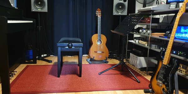 Die kreative Musikschule in Frankfurt.